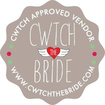 Cwtch the Bride - approved vendor